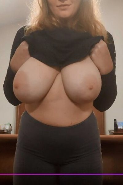 My first titty drop! Are they bigger than you thought? (gif)