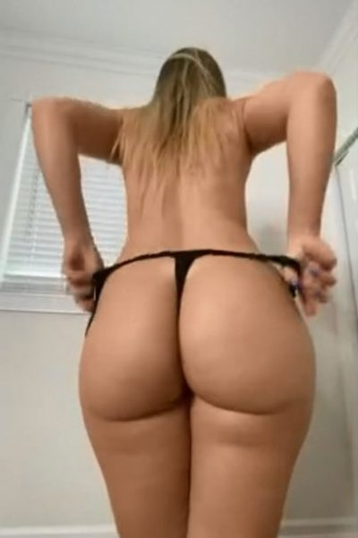 Big phat ass exposed (gif)
