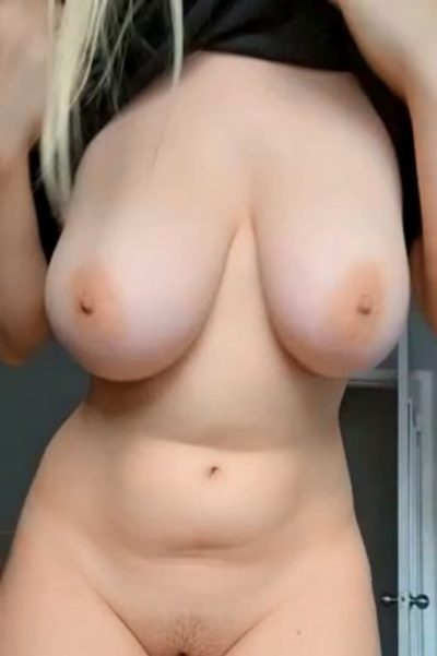 Are busty gamer girls with natural tits considered 'fuckable? (gif)