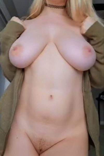 Oversized boobies underneath (gif)