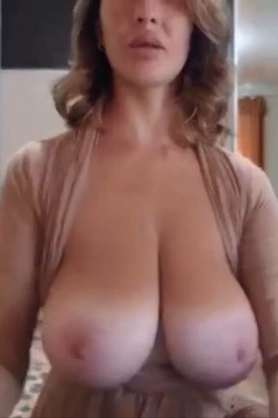 They're Perfect Huge Boobs! (gif)
