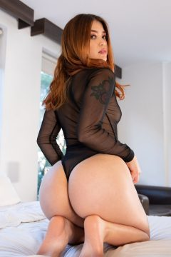 beautiful new model with fine big ass