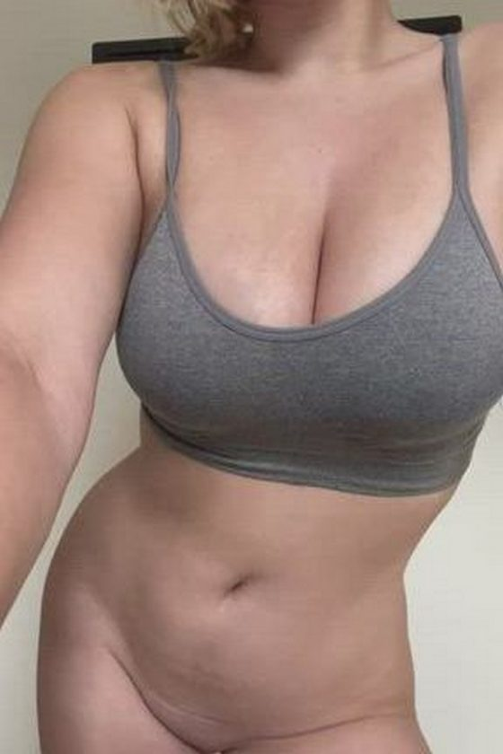 Here are my natural breasts to cheer you up! (gif)