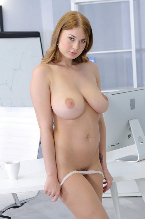 Lucy Li Busty Lingerie Expose Virtual Taboo